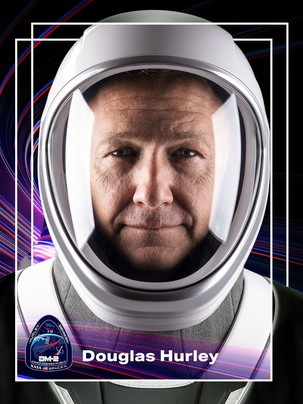 SpaceX's Spacecraft Commander, Douglas Hurley, will be responsible for launching, landing and recovery.